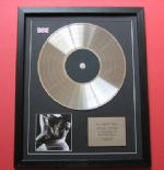 ROBBIE WILLIAMS - Greatest Hits CD / PLATINUM Lp DISC